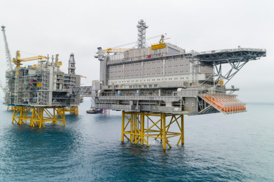 Johan Sverdrup is the third-largest field on the Norwegian continental shelf. Pic: Equinor