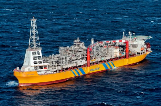 i3 Energy hopes to develop  the Serenity discovery as part of RSRUK's Tain project, tied back to the Bleo Holm FPSO
