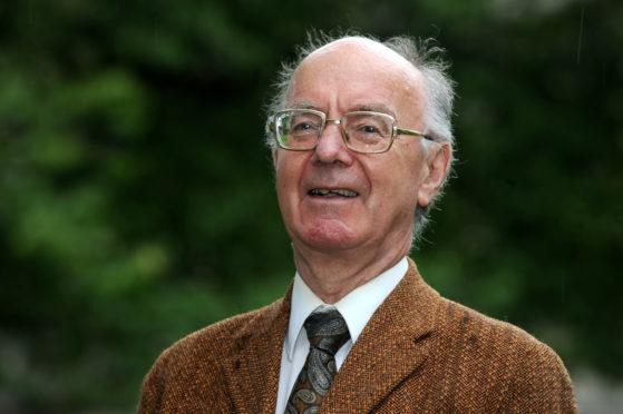 Alex Kemp, professor of petroleum economics at Aberdeen University.