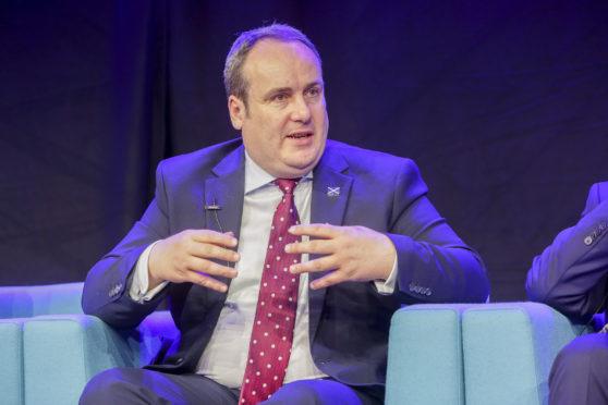 Scotland's Energy Minister Paul Wheelhouse.