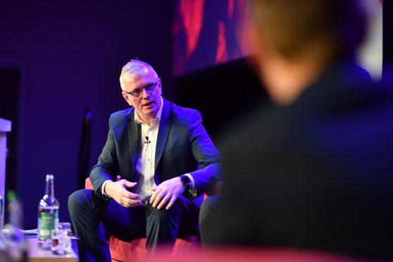 Gareth Wynn of Oil and Gas UK