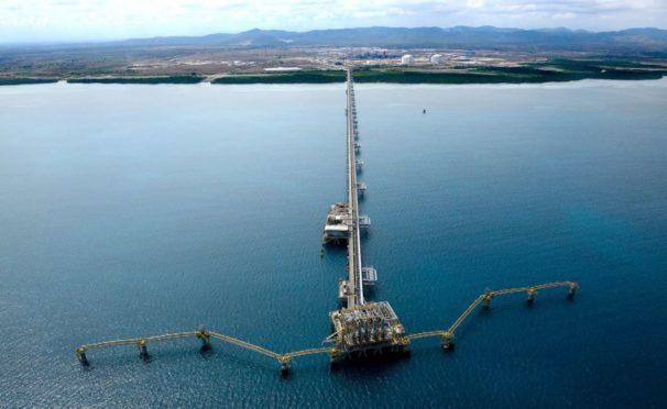 Papua New Guinea's LNG exports