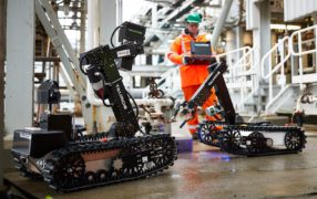Next phase of world-first project to see robots working on oil platforms
