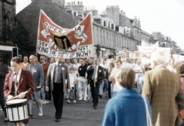 Marking 30 years of the RMT 'Oilc' offshore union branch