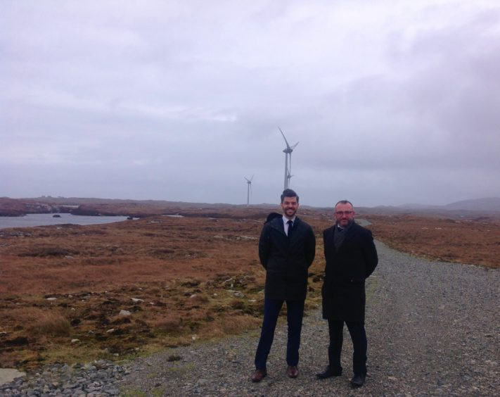 Scotland's biggest community-owned wind farm secures £8.5m