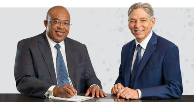 Happier days for Sasol's departing co-CEOs