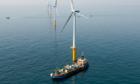 Van Oord are accused of underpaying workers working in UK waters.