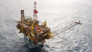 Shell handed safety notice over refuge area on North Sea platform