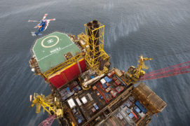 'Serious questions' raised after fires occur on separate North Sea platforms