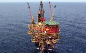 Worker injured after fire breaks out on North Sea platform