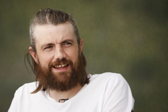 Mike Cannon-Brookes, co-founder and chief executive officer of Atlassian Corp., speaks during a Bloomberg Television interview  on the sidelines of the Allen & Co. Media and Technology Conference in Sun Valley, Idaho, U.S., on Wednesday, July 10, 2019. The 36th annual event gathers many of America's wealthiest and most powerful people in media, technology, and sports. Photographer: Patrick T. Fallon/Bloomberg