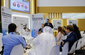 Abu Dhabi minister highlights efficiency, emissions