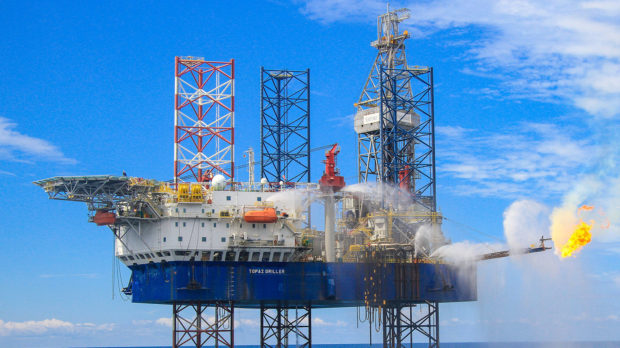 Testing of the IE-4 well, offshore Cameroon, by New Age