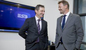 Equinor and ESB form Irish offshore wind partnership