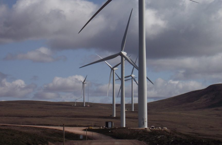 SSE gets revised planning consent for Highland 'subsidy-free' wind farm extension
