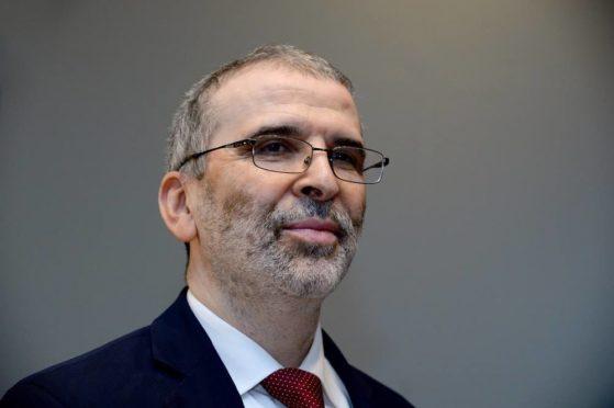 NOC's chairman Mustafa Sanalla