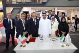 Abu Dhabi Aviation keeps faith with Leonardo helicopters