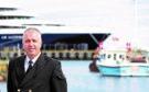Port chief executive Calum Grains