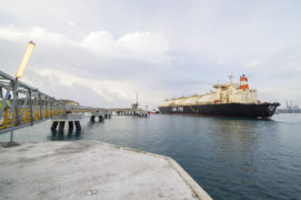 Maltese LNG player arrested
