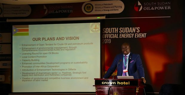 South Sudan plans to launch a licence round in 2020