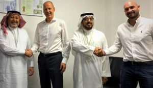 Aberdeenshire pipeline firm agrees partnership with Saudi oil group