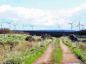 Artist's impression of the Limekiln Wind Farm    DEVELOPERS IMPRESSION