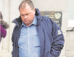 offender: William Dall sent the threats after drinking 'a few' glasses of wine