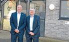 L-R Alan Moir and Graham Fyfe of Fyfe Moir & Associates