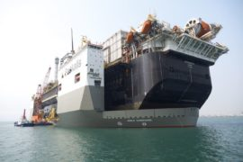 North Sea FPSO deal part of £93m new transportation contracts for Boskalis
