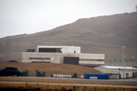 Emergency declared at Sumburgh Airport after helicopter caught up in lightning strike