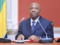 Gabonese President Ali Bongo Ondimba