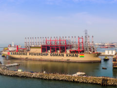 Akufo-Addo celebrates gas conversion for Karpowership