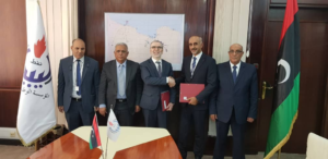 Wintershall reaches Libya deal