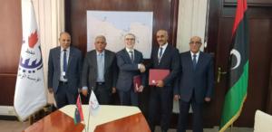 Wintershall reaches Libya deal