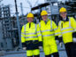 SSEN - Paul Wheelhouse - MSP - Visit Balckhillock Substation. Paul Wheelhouse, Minister for for Energy, Connectivity and the Islands came to Blackhillock substation, near Keith to mark the completion and energising of the £1bn Caithness - Moray HVDC Transmission Link. Picture,  shows; Paul Wheelhouse, Minister for for Energy, Connectivity and the Islands during his visit to Balckhillock substation, Keith, Tuesday, 10 December r2019.    ©Stuart Nicol Photography, 2019