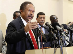 Sudan pushes for US sanctions relief