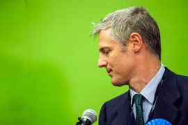 Tory environmentalist Zac Goldsmith loses seat in General Election