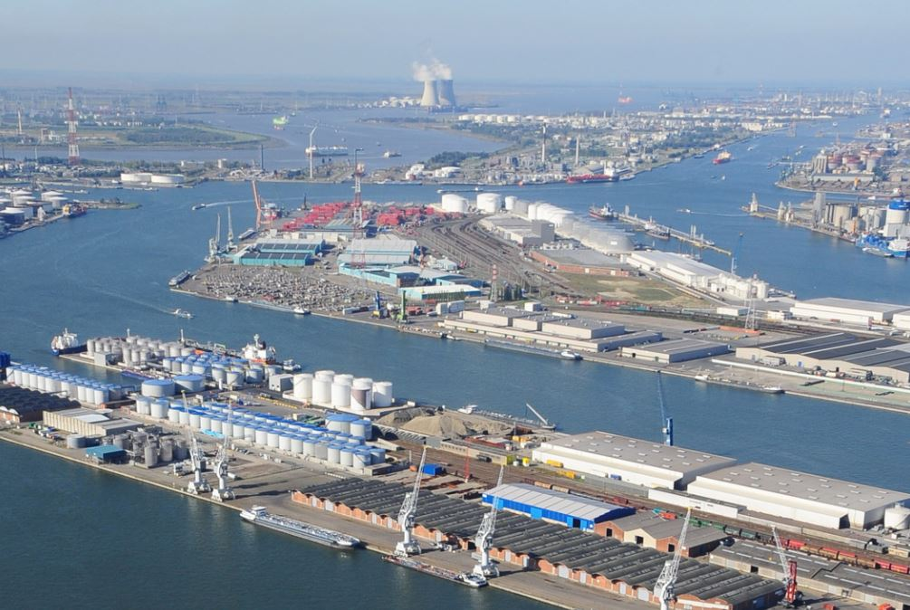Ineos, Total and more team up on CCUS plans for Port of Antwerp