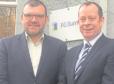 successful year: Jonathan Nesbitt, left, and Graeme Nisbet of FG Burnett