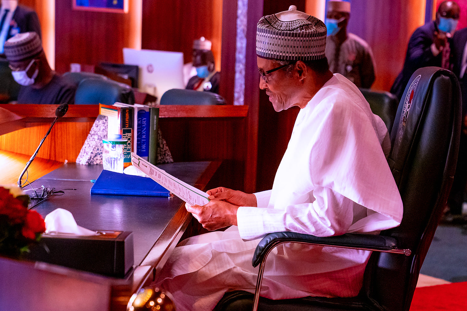 Buhari inaugurates Waltersmith refinery - News for the Oil and Gas Sector