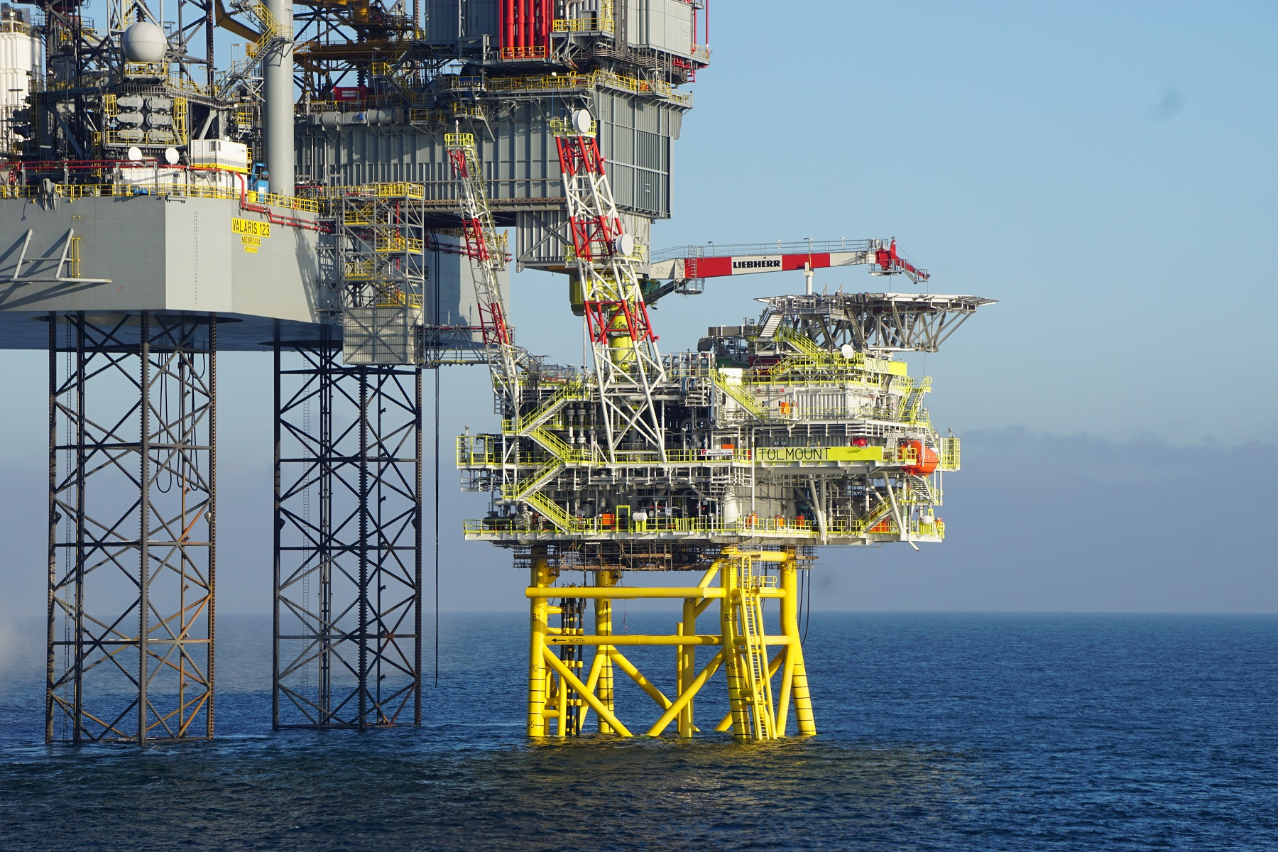 First gas from Harbour's Tolmount project in July, shares dip on lower output forecast