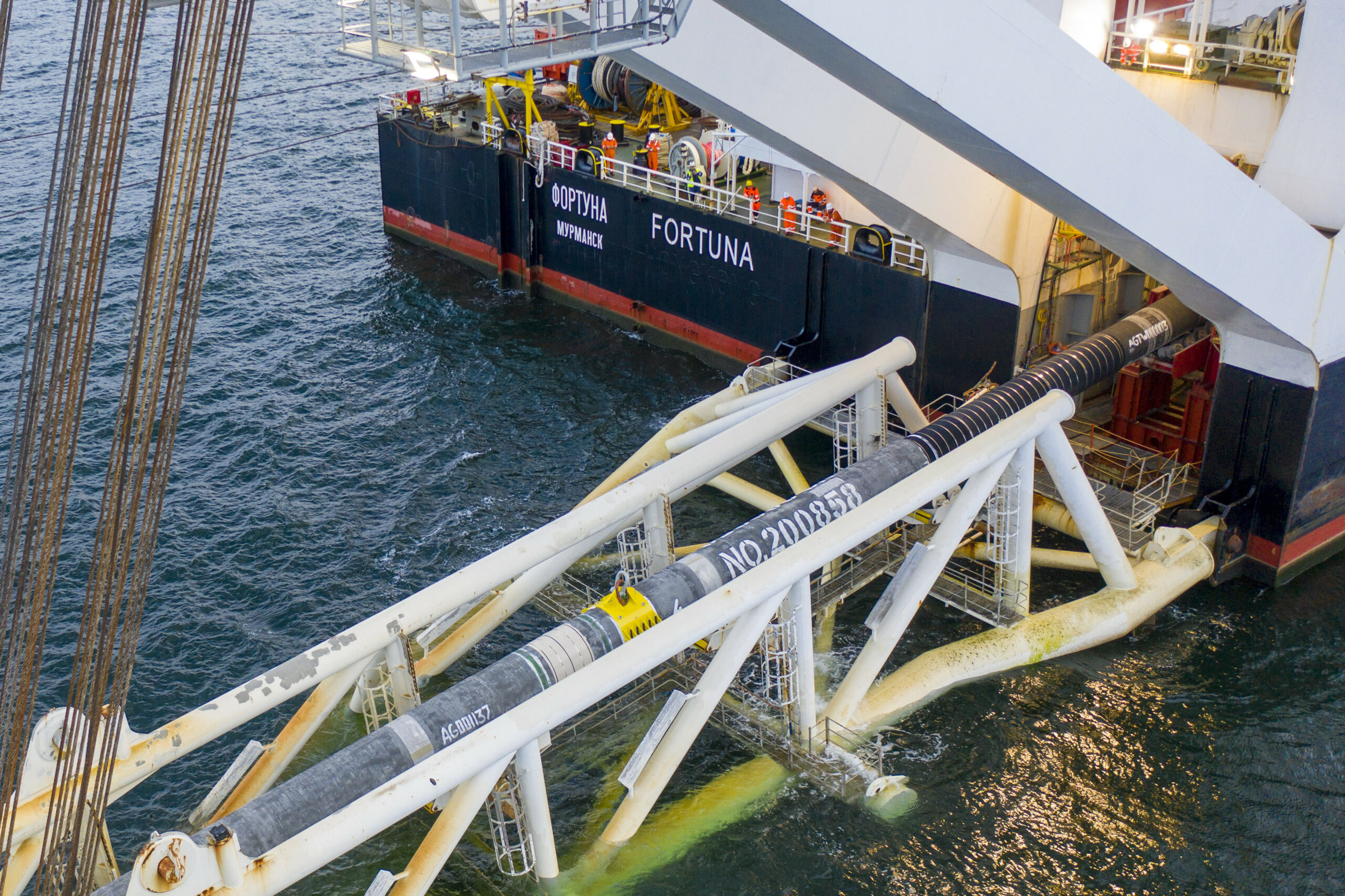 Photo of Gazprom completes Nord Stream 2, signs LNG EPC deal | Energy Voice